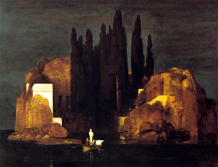 The Isle of the Dead - Arnold Böcklin