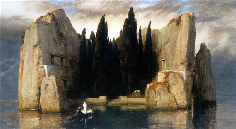 The Isle of the Dead, 1883 - Arnold Böcklin