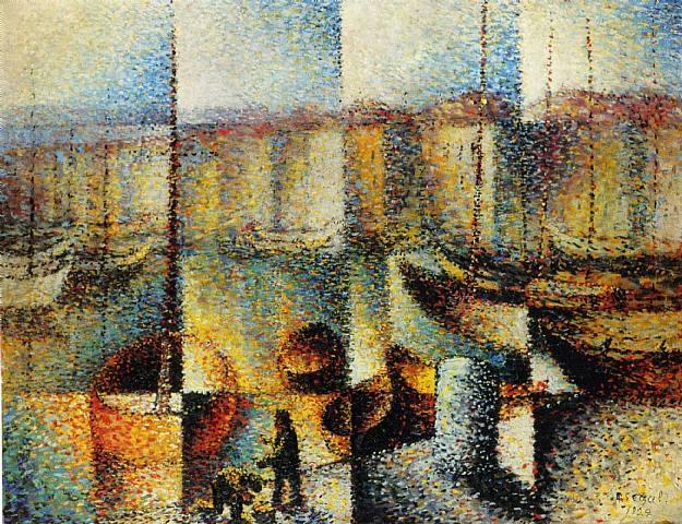 Marseilles - Arthur Segal