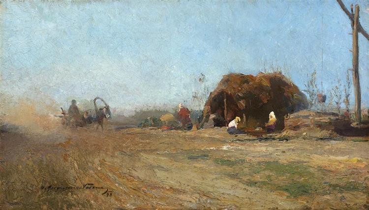 Country Road, 1898 - Arthur Verona