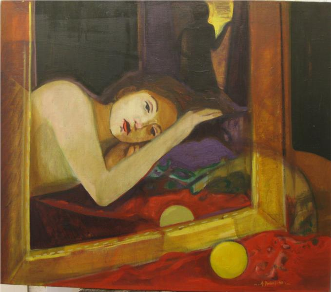 Ayna, 1998 - Artin Demirci