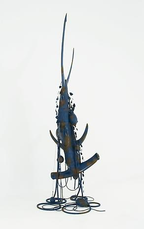 Blue Shark, 2007 - Ashley Bickerton