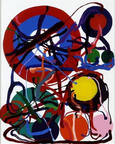 Work, 1992 - Atsuko Tanaka