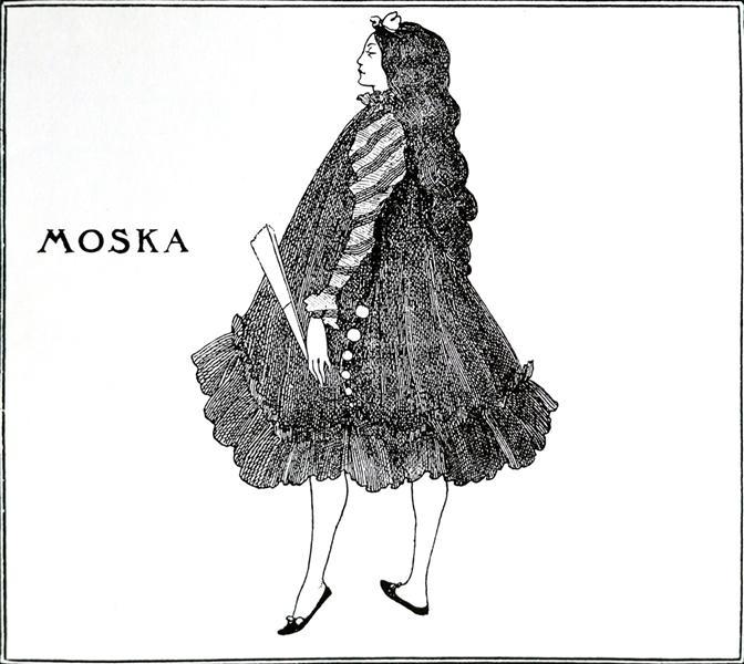 Moska - Aubrey Beardsley