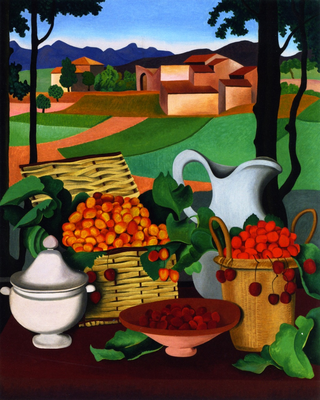 Cherries auguste herbin for Auguste herbin