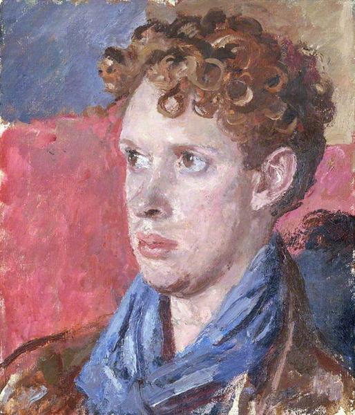 Dylan Thomas, 1938 - Augustus John