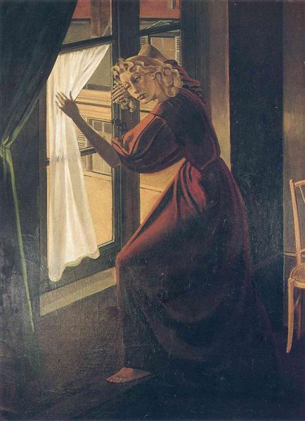 Lady Abdy, 1935 - Balthus