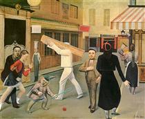 The street - Бальтюс