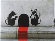 Banksy - 31 artworks - WikiArt org