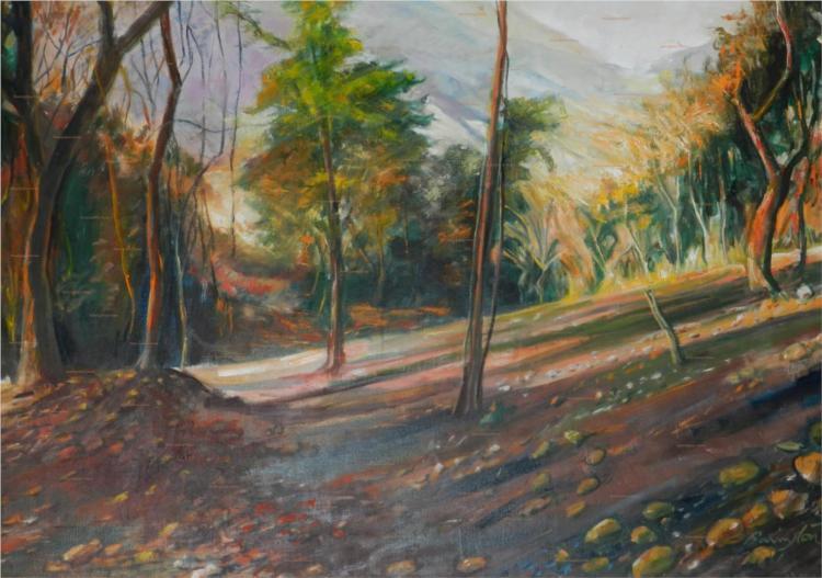 Orange Park #2 - Barrington Watson