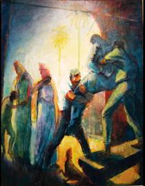 The Hanging of George William Gordon - Barrington Watson