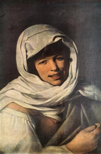The Girl with a Coin (Girl of Galicia), 1645 - 1650 - Bartolome Esteban Murillo