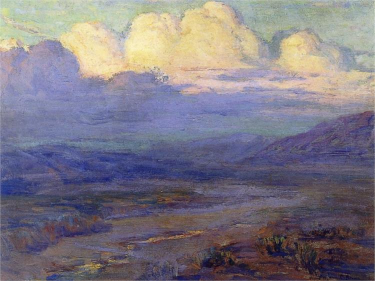 Gathering Clouds - Бенджамін Браун