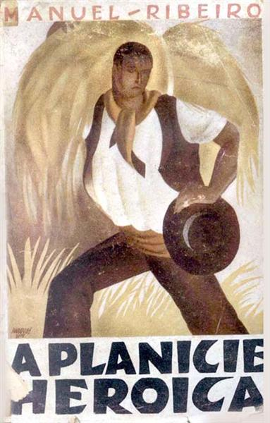 A Planície Heróica (Capa) - Bernardo Marques