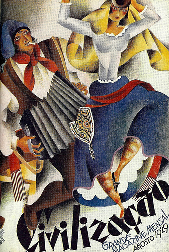 Civilização, 1929 - Bernardo Marques