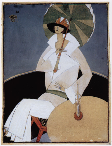Sem título, 1922 - Bernardo Marques