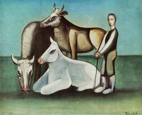 Bulls, 1948 - Bertalan Por