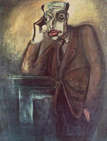 Mihály Károlyi, 1930 - Bertalan Por
