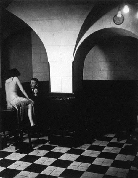 A Monastic Brothel, 1931 - Brassai