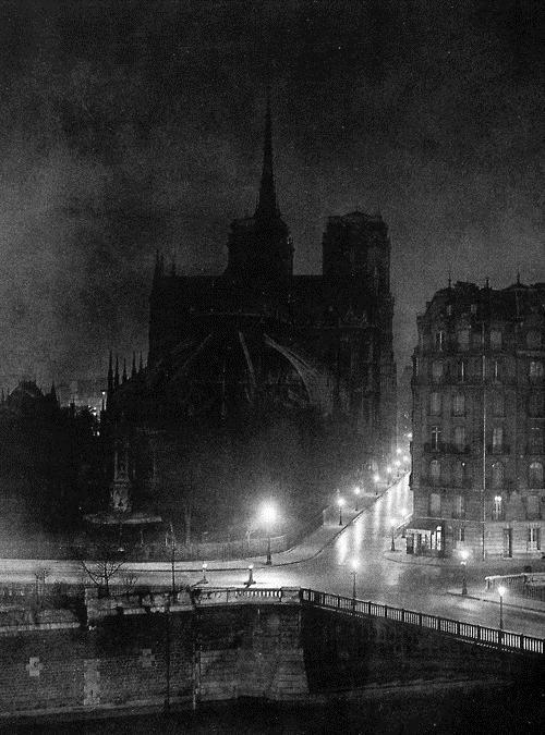 Notre Dame De Paris, 1933
