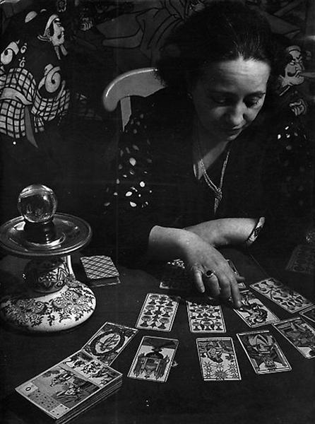 The Fortune Teller, 1933 - Brassai