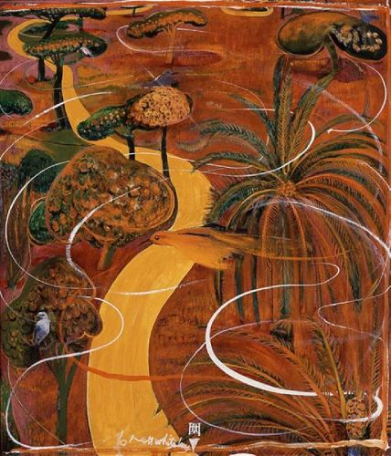 Wei, 1979 - Brett Whiteley
