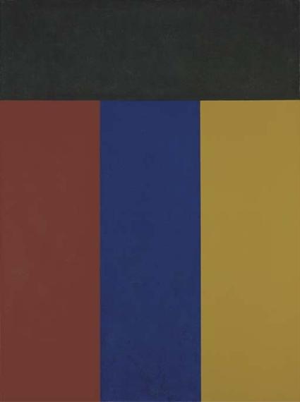 Elements V, 1984 - Brice Marden