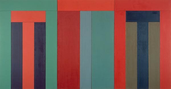 Thira, 1980 - Brice Marden