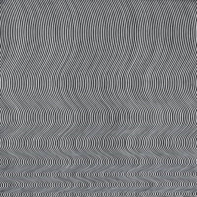 Fall, 1963 - Bridget Riley