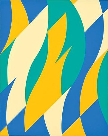 Fold, 2004 - Bridget Riley
