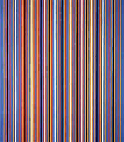 RA 2 - Bridget Riley