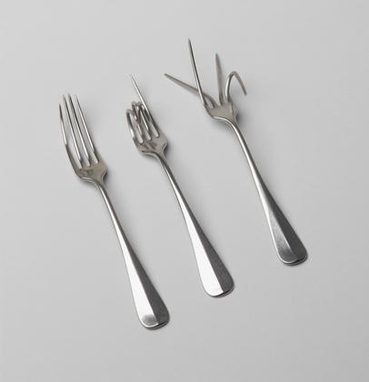 Fork Design, 1958 - Bruno Munari