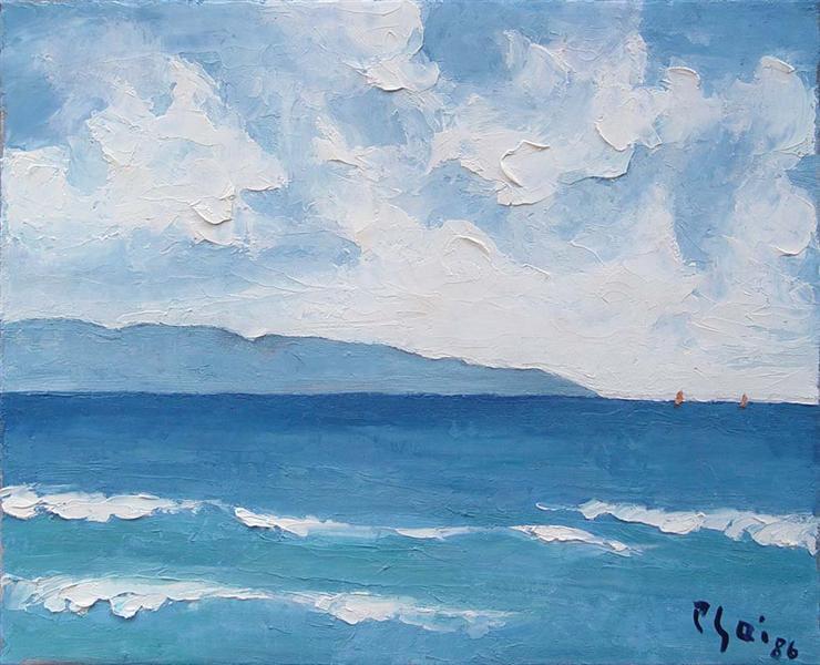 Seascape - Bui Xuan Phai