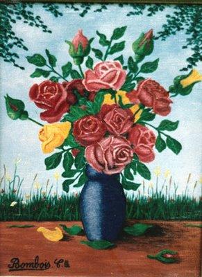 Bouquet - Camille Bombois