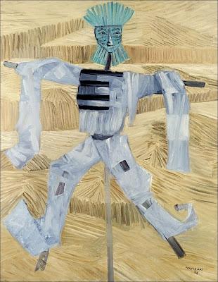 Scarecrow, 1958 - Кандіду Портінарі
