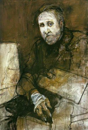 Retrato de Spilimbergo, 1967 - Carlos Alonso