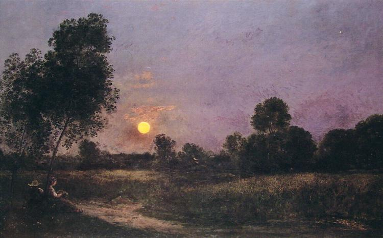 Untitled - Charles-Francois Daubigny