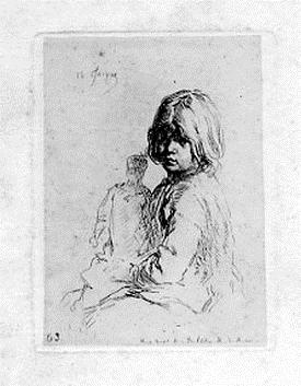 Marie Jacque, 1840 - Charles Jacque