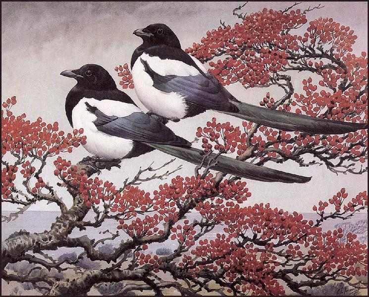 In The Thorn Tree - Чарльз Таннікліфф