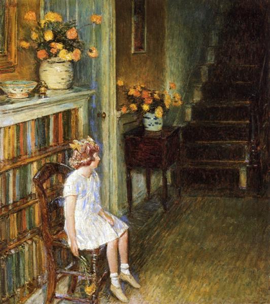 Clarissa, 1912 - Childe Hassam
