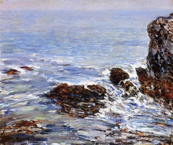 Seascape, 1906 - Childe Hassam
