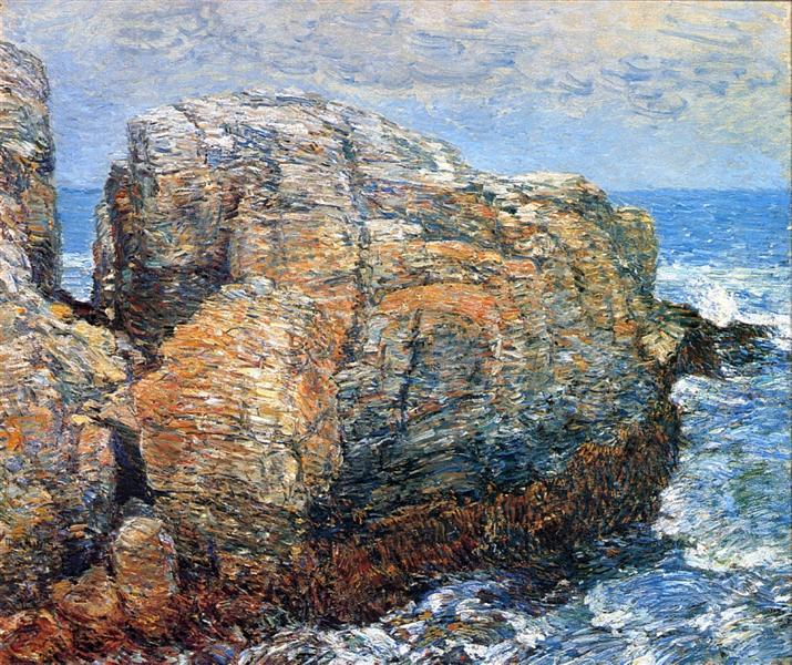 Sylph's Rock, 1907 - Childe Hassam