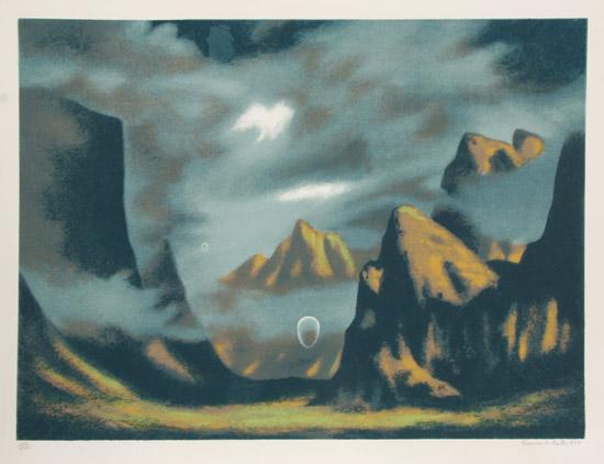 Eschatos 18, 1977 - Clarence Holbrook Carter