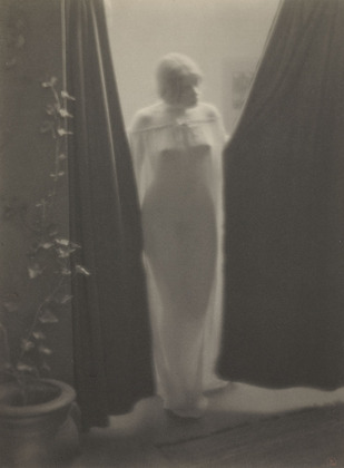 Figure Study, 1910 - Clarence Hudson White