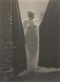 Figure Study - Clarence White