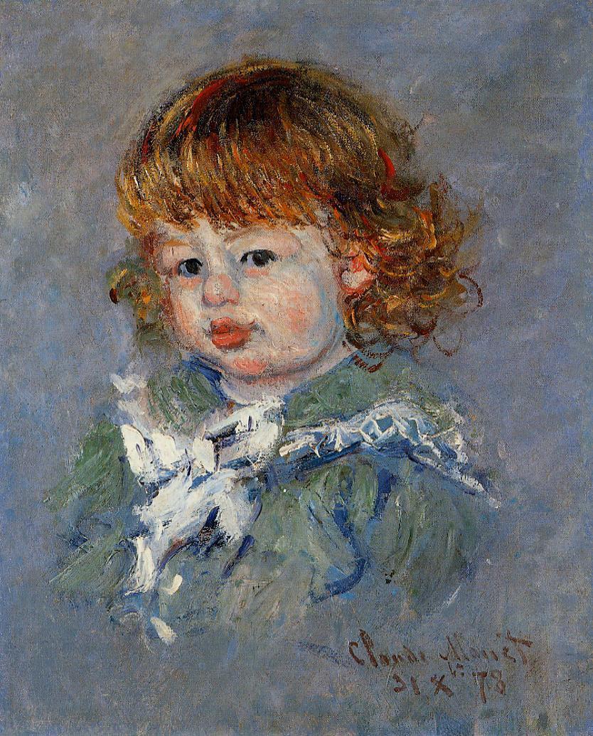 impressionist portraits monet - photo #11