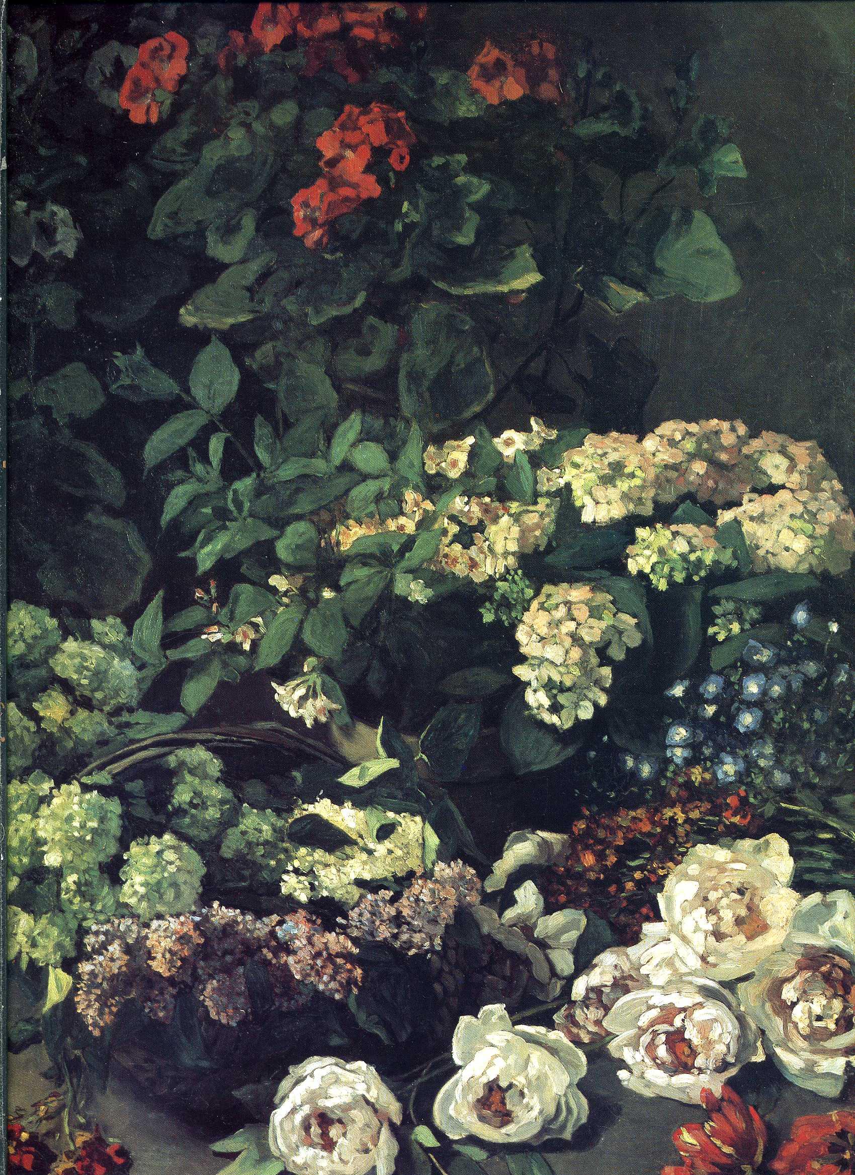 impressionism monet flowers - photo #29
