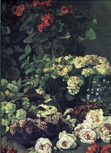 Spring Flowers - Claude Monet