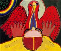 Red Bird - Corneille