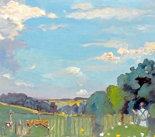 Sommerlandschaft, 1938